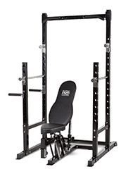 Impex Marcy Platinum Power Rack
