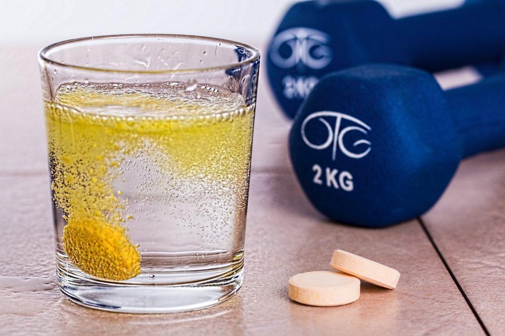drinks to avoid when exercising