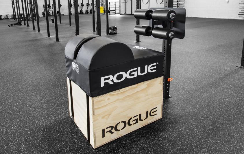 Rogue Echo GHD machine