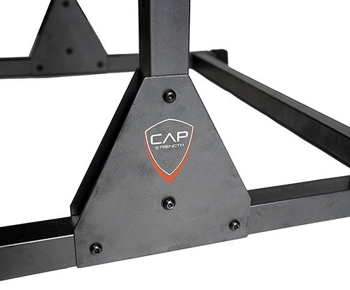 Cap Barbell Power Rack Steel