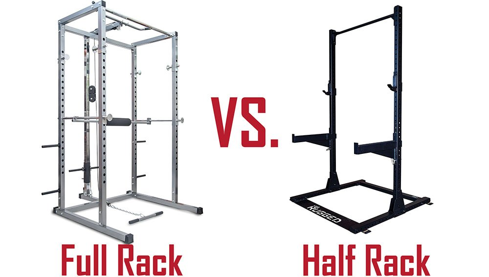 Half Rack Vs Full Rack