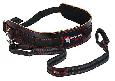 Dark Iron Fitness Leather Dip Belt