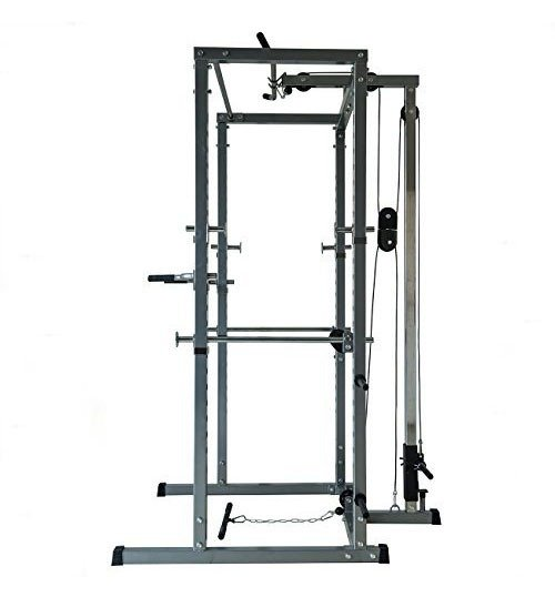 Akonza Athletics Fitness Power Rack Dimensions