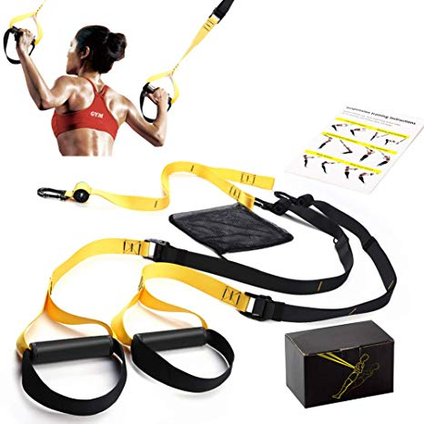 KODAMO BodyWeight Fitness Resistance Trainer Kit