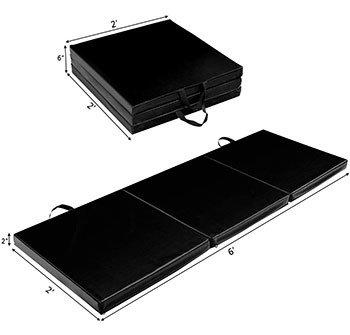 Mat Expert Tri-Fold Gymnastics Mat