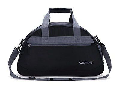 Mier 20-Inch Sports Gym Bag