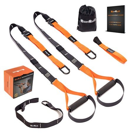 QonQuill Bodyweight Fitness Training Kit