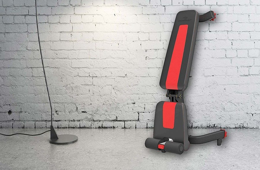 Bowflex 5.1S Stowable Bench Height