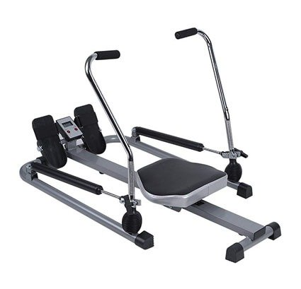 Genuinestore Body Glider Rowing Machine