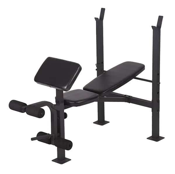BestMassage Adjustable Weight Bench
