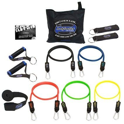 Bodylastics Patented Anti-Snap Resistance Bands
