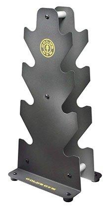 Gold's Gym Steel 3 Tier Dumbbell Rack