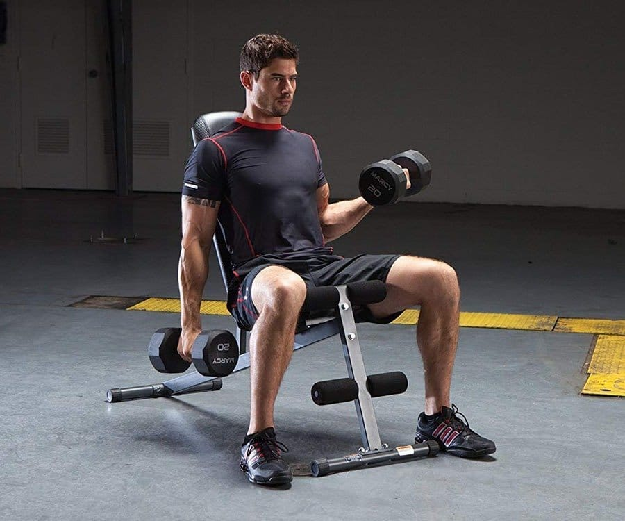 Marcy Exercise Utility Bench Training