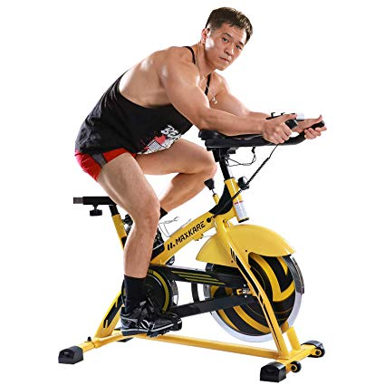 MaxKare Indoor Cycling Bike Trainer