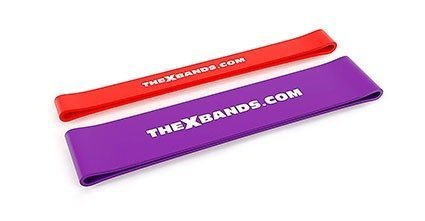 The X Bands Extra Thick Resistance Bands