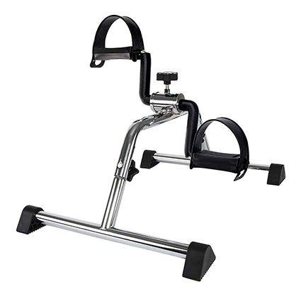 Vaunn Chrome Medical Pedal Exerciser