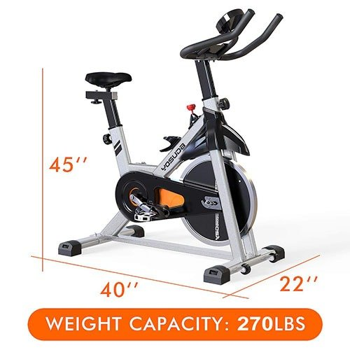 YOSUDA Indoor Cycling Bike Specs