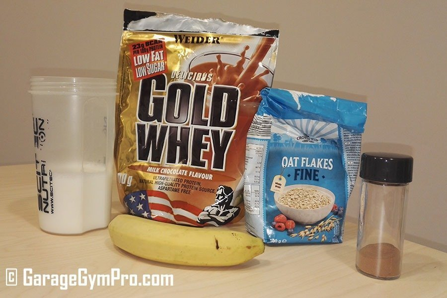 Medium Protein Gainer Shake