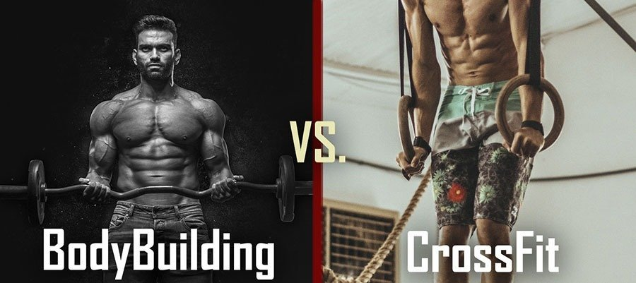 Bodybuilding Vs CrossFit