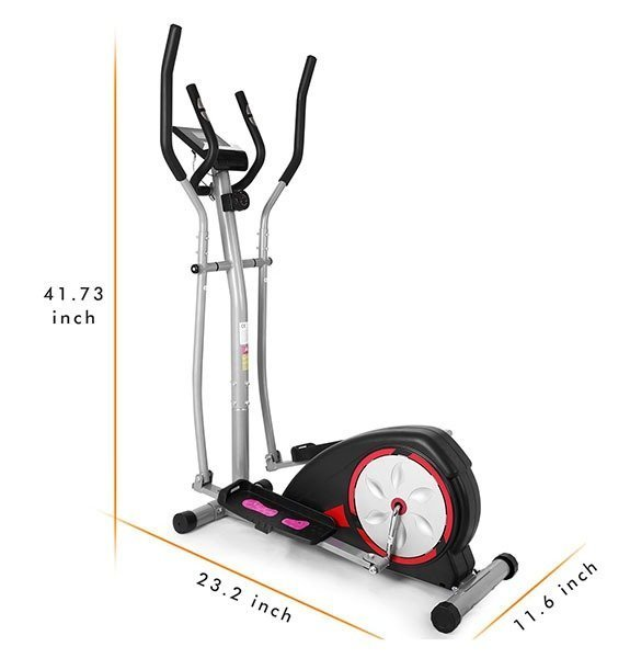 ncient Elliptical Trainer