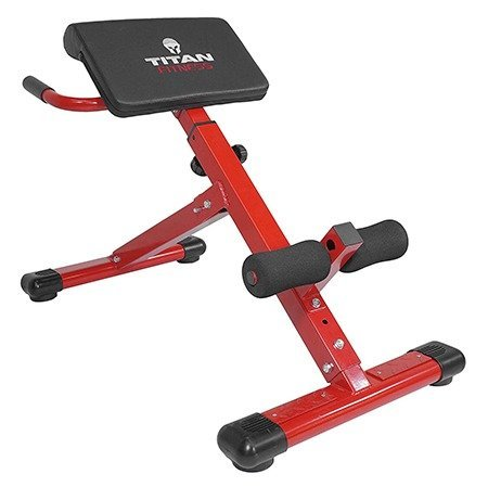 Titan Fitness Back-Extension Bench