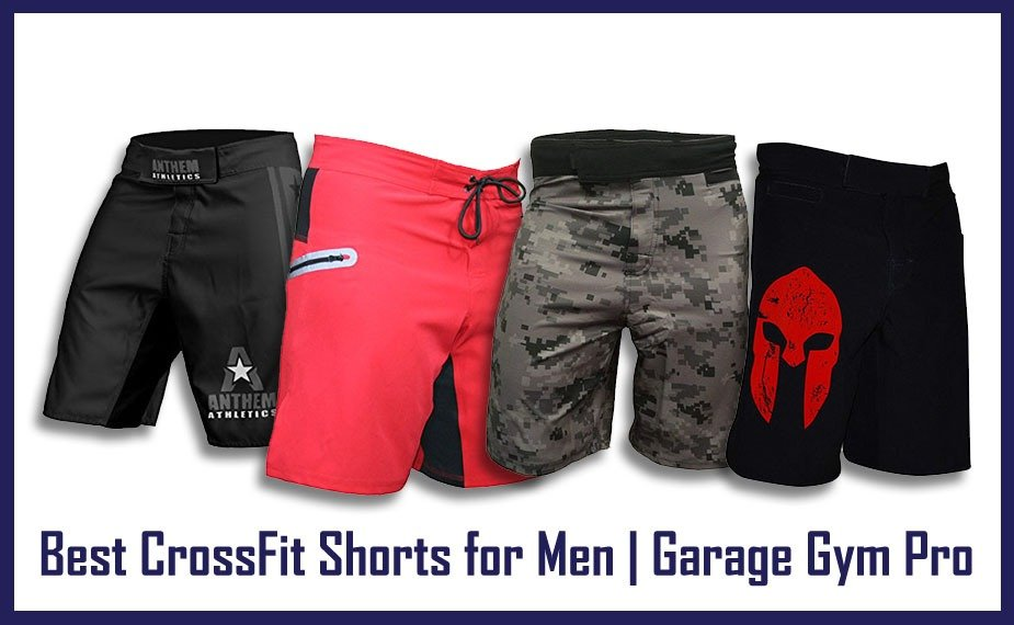 Best CrossFit Shorts for Men