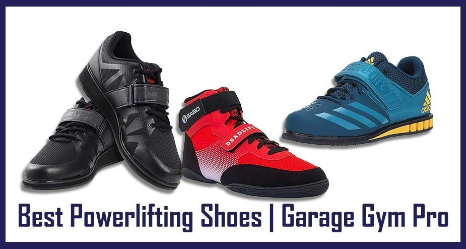 Best Powerlifting Shoes