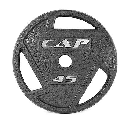 Cap Barbell 2-inch Plate Set