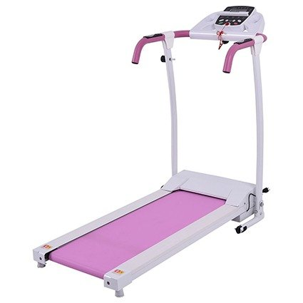 GYMAX Folding Exercise Treadmill