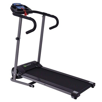 Goplus Folding Treadmill 1100W