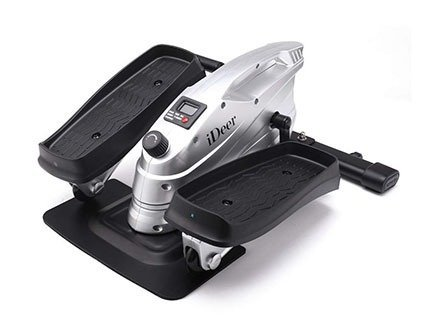 IDEER LIFE Under Desk & Stand Up Mini Elliptical