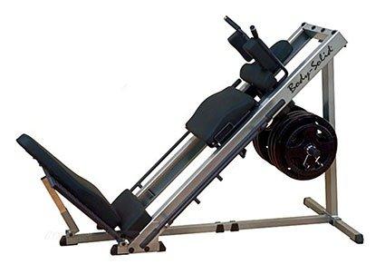 Body-Solid GLPH1100 Leg Press & Hack Squat Machine