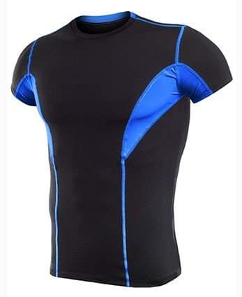 Lavento Men's Compression Shirt