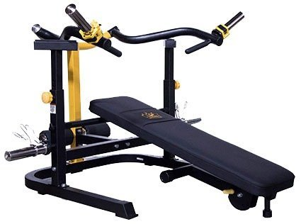 Fitking ISO Chest Machine