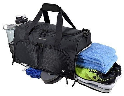 Ultimate Gym Bag 2.0 with 10 Compartments