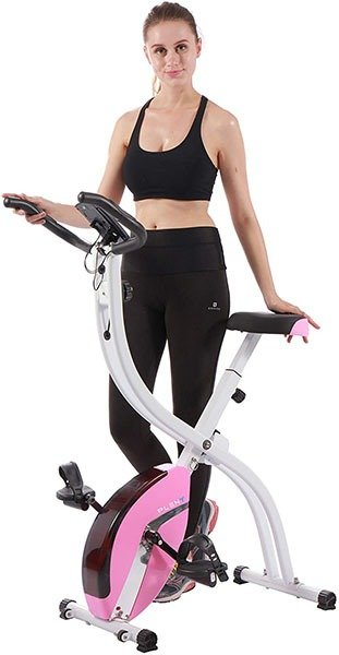 PLENY upright bike