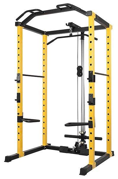 HulkFit 1000-Pound Capacity Power Rack