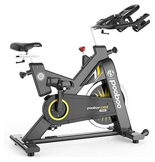 Pooboo C505 Commercial Spin Bike
