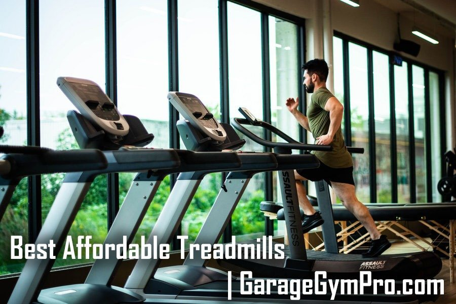 Best Affordable Treadmills