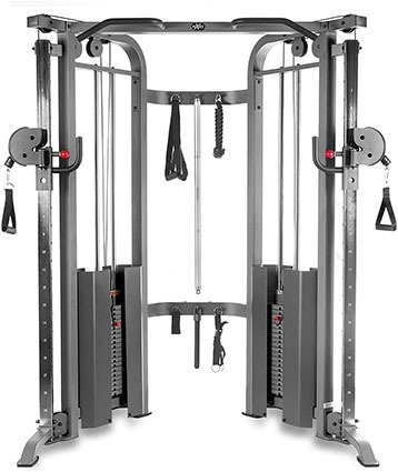 XMark XM-7626 Functional Trainer Cable Machine
