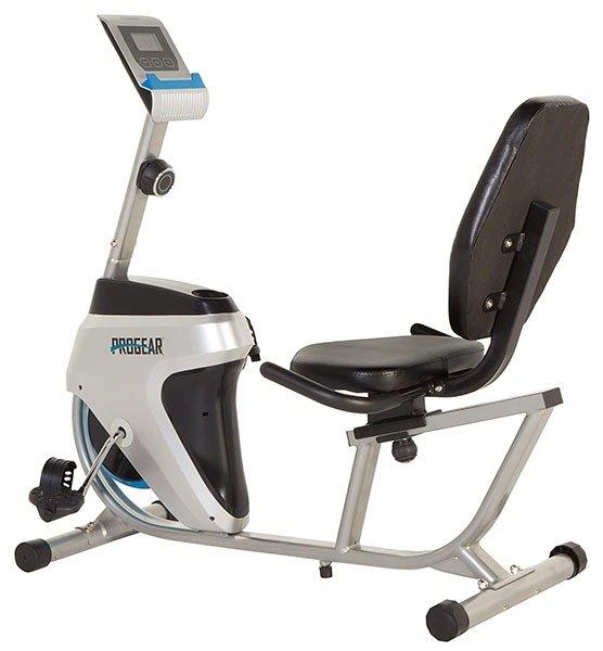 Progear 555LXT Magnetic Tension Recumbent Bike