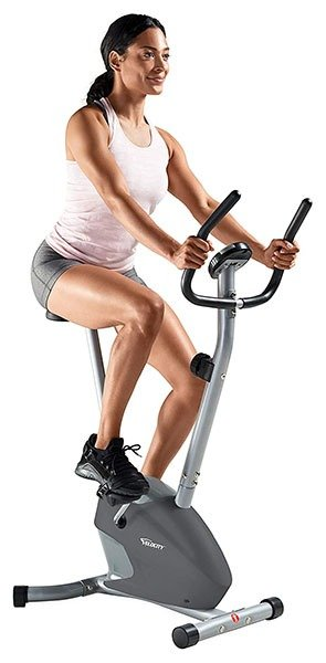 Velocity Upright Exercise Bike