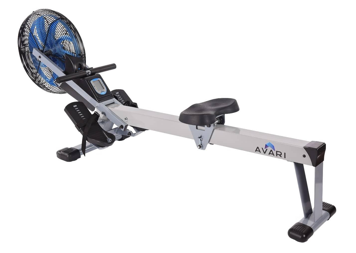 Air Resistance (Fly Wheel) Rowing Machine