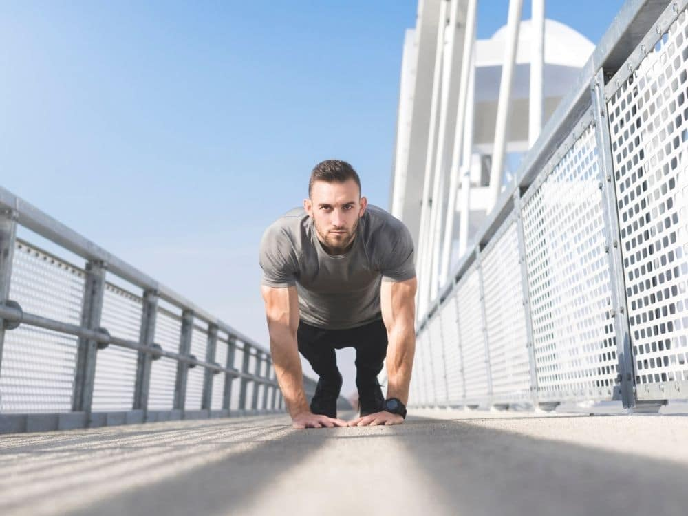 Things to Keep In Mind When Doing Diamond Push Ups