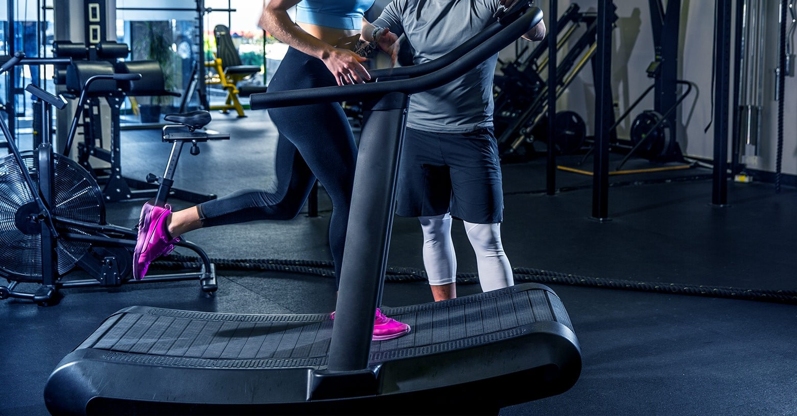 Different Types of Treadmills
