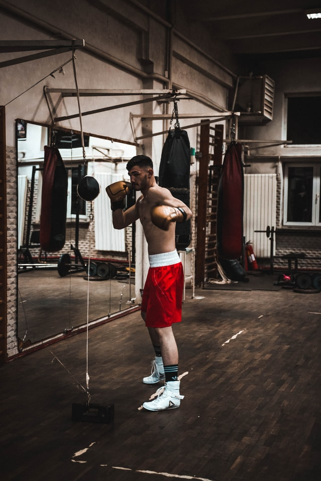 How To Use A Speed Bag