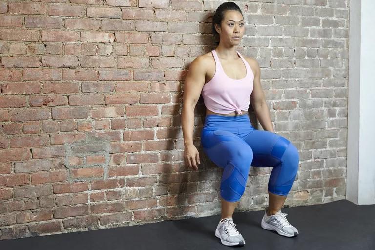 Wall Sit Benefits