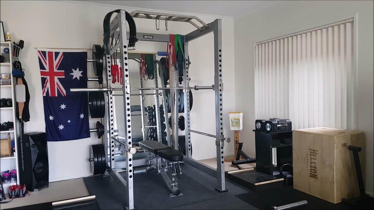 The Best Home Gym Setup