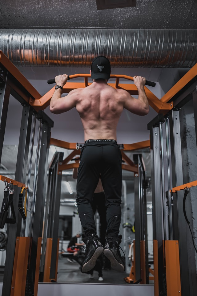 What Muscles Does The Pull Up Train