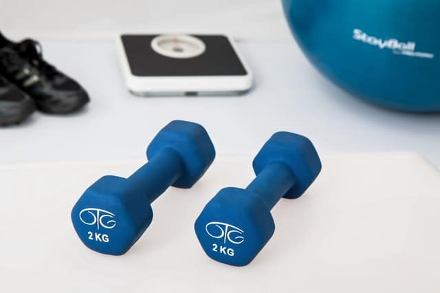 Comparing Dumbbell Types
